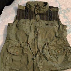 Jackets & Blazers - American Rag Vest